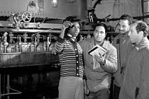 Pivovar. Proslulý byl po celém světě. I proto do něj v roce 1961 přijela na praxi čtyřčlenná delegace z Kuby.