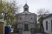 Betlémská kaple na Žižkově od architekta Emila Králíčka, 30.11.2017