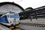 Slavnostní otevření další části Nového spojení a rekonstruované části hlavního nádraží.
