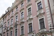 Sixtův dům v Celetné ulici.