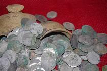 Poklad v Říčanech.
