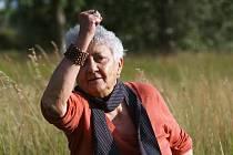 Jedna z představitelek snímku Les Invisibles Monique Rachel Isselé