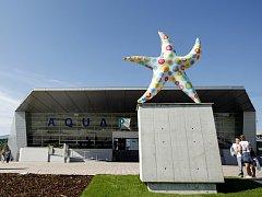 Aquapalace Praha. Ilustrační foto.