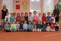 MŠ Tyršova - Červená třída,zleva učitelky Jana Taterová a Alexandra Čechová.