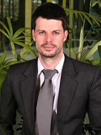 Advokát Petr Novotný.