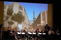 Architekt Zdeněk Lukeš seznámil s příklady revitalizace industriálních památek ve světě.