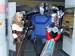 Fanouškům může výroba kompletního kostýmu zabrat i několik měsíců.