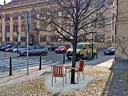 Chvíli před začátkem pohřbu Václava Havla v Chrámu svatého Víta.