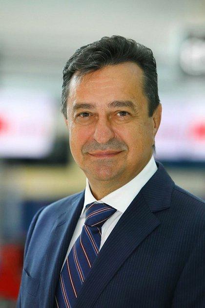 Jiří Pos začal šéfovat pražskému letišti vsrpnu 2021.