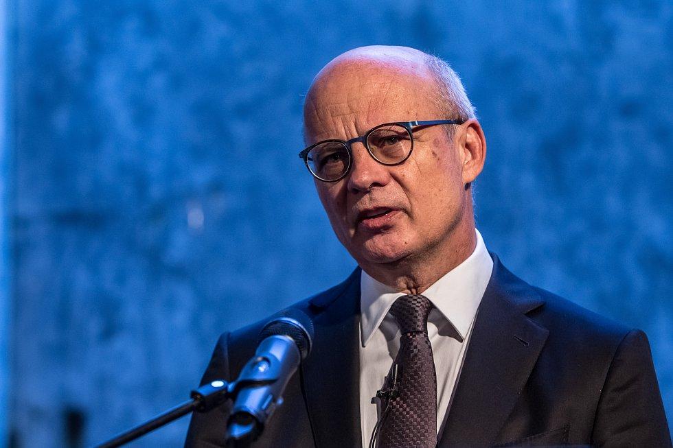 Michal Horáček oznámil svoji kandidaturu na prezidenta republiky