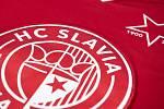 Hokejová Slavia představila dresy s novým logem.
