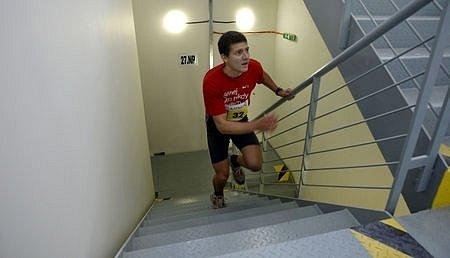 Poslední ze závodů ze seriálu Garmin Run-Up 2008, při níž musejí závodníci vyběhnout v nejrychlejším čase do posledního patra budovy, proběhl 4. října ve dvacetisedmipatrové budově City Tower v Praze.
