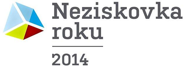 Neziskovka roku 2014 - logo.