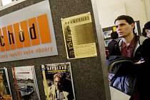 V Národní technické knihovně probíhal veletrh neziskových organizací NGO Market.