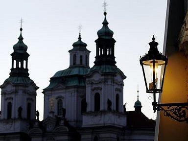 V Praze je nyní více plynových lamp.