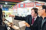 Infocentrum na Hradčanské již plní svou funkci, což jistě ocení zejména zahraniční turisté.