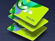 O vzhled karty s názvem Lítačka se postaralo studio Touch Branding.