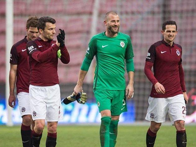 Hráči AC Sparta.