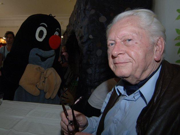 Zdeněk Miler, autor Krtečka.