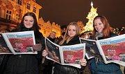 Česko zpívá koledy v Praze