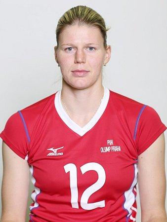 TEREZA ŠKRAMPALOVÁ.