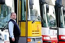 Řidiči autobusů./Ilustrační foto