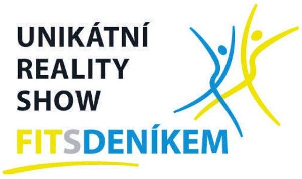Logo reality show Fit sDeníkem.