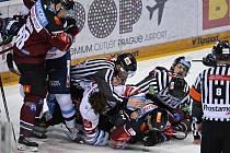 Počtvrté to nevyšlo. Sparta padla v sedmém zápase a do finále se podívá Liberec.
