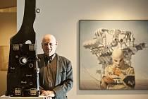 """Výtvarník Theodor Pištěk představil 25. září ve Veletržním paláci výstavu """"Theodor Pištěk """"Ecce Homo"""""""