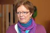 Ludmila Štvánová je pražskou radní pro školství a volný čas.