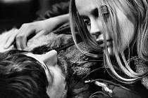 Fotografie z filmu Markéta Lazarová.