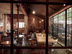 Kavárna co hledá jméno. Ilustrační foto.