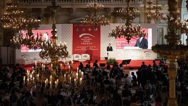Česko-čínské investiční forum. Ilustrační foto.