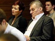 Primátor Bohuslav Svoboda svědčil u soudu