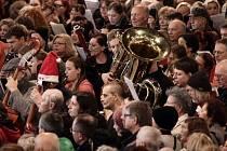 Česká mše vánoční Jakuba Jana Ryby na Hlavním nádraží