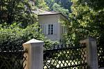 Usedlost Bertramka – muzeum Wolfganga Amadea Mozarta.