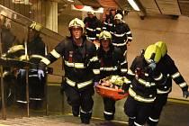 Cvičení krizové připravenosti Pražská 155.