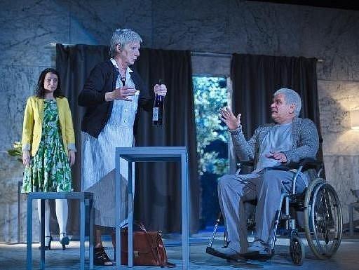 Inscenace Úsměv Dafné bude mít premiéru 1. února v Divadle Rokoko