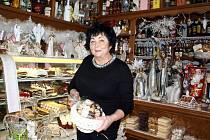 Stanislava Kortánová vybudovala cukrárnu a pekařství po revoluci.