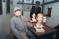 Společnost Wax Museum Prague - muzeum voskových figurín.