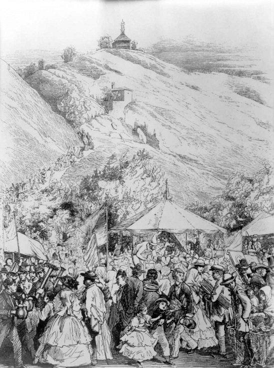 Pouť – V 19. století se každoročně v Prokopském údolí konala svatoprokopská pouť ke kostelu sv. Prokopa. Ten byl kvůli porušené statice v roce 1966 zbourán.