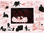 Komiks o faráři Toufarovi.