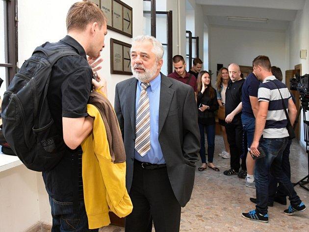 Projednání kauzy Kosovana Skender Bojku.