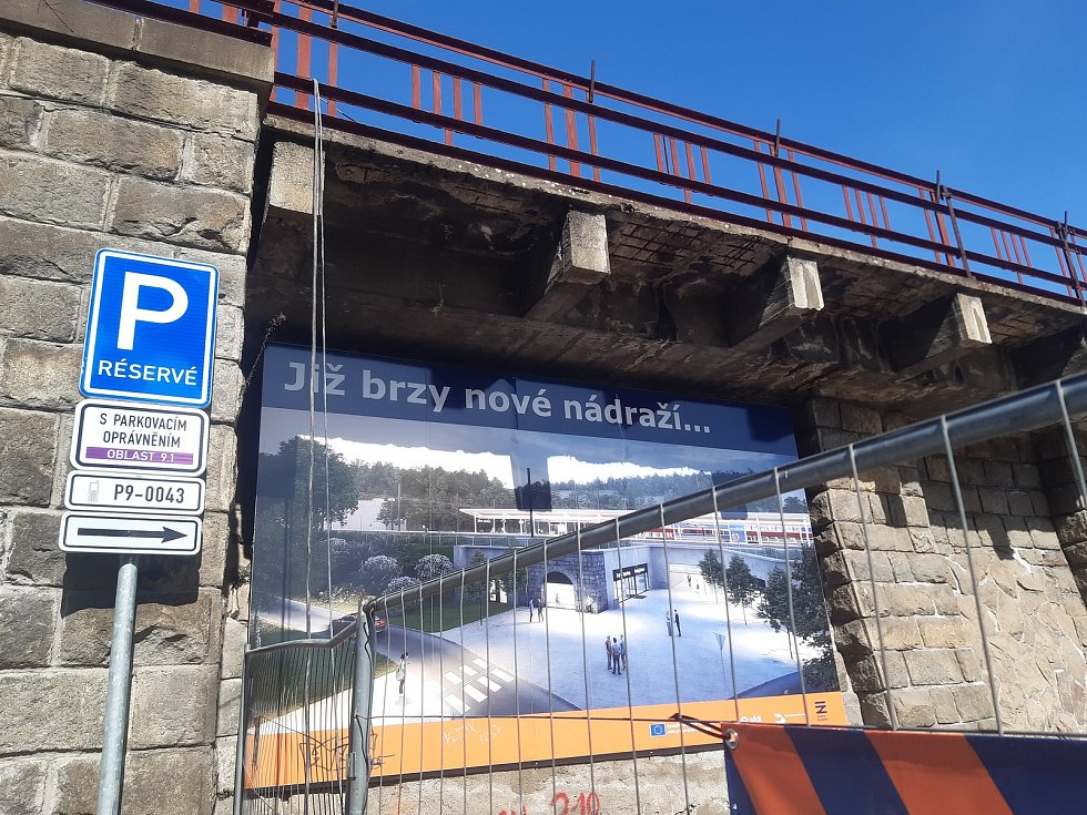 Praha, nádraží Vysočany, nádraží, rekonstrukce