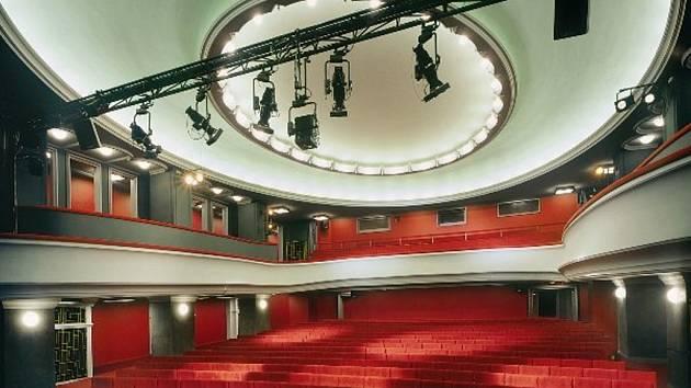 Divadlo v Dlouhé. Ilustrační foto.