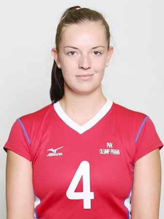 Zuzana Mudrová.