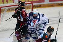 Sparta doma rozstřílela Brno 5:0.