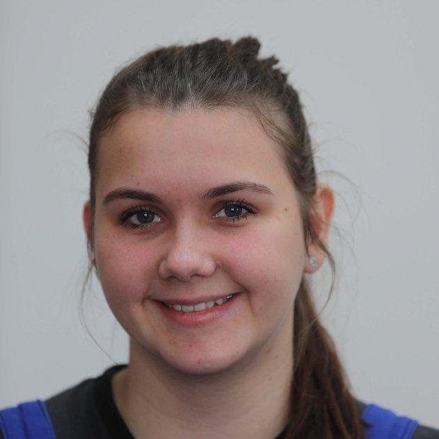 SŠUAŘ - studentka - Barbora Janebová.
