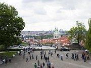 Místa Prahy neznámé, Půlkruhová vyhlídka