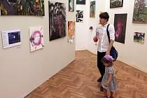 Začala přehlídka nezávislého výtvarného umění Samorosti 2015 v Experimentálním prostoru NoD, která potrvá do 2. září.